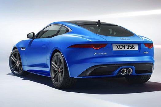 Jaguar launch British Design Edition F-Type