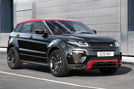 Range Rover Evoque And Ember Edition Oracle Finance - Range rover evoque finance deals