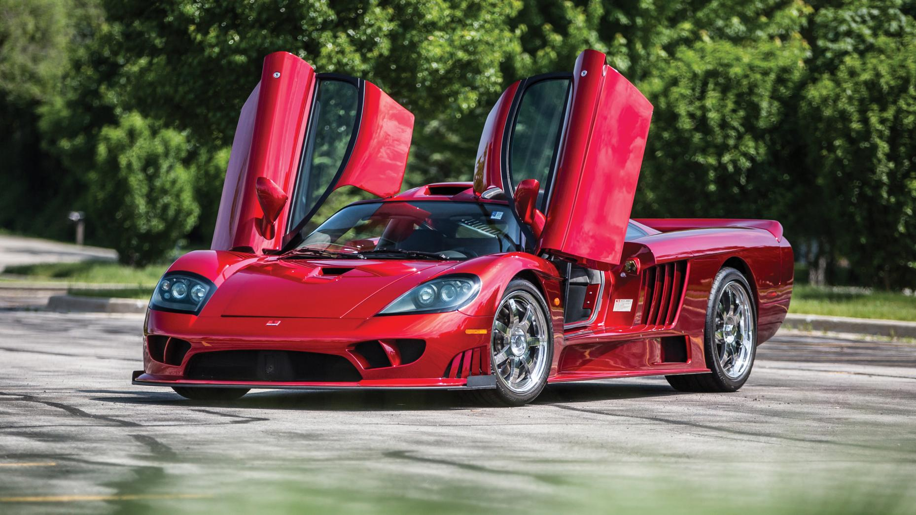 Rare 248mph Saleen S7 TT heads to auction - Oracle Finance