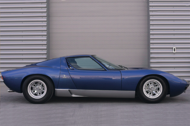 Rod Stewart S Lamborghini Miura Heads To Auction Oracle Finance