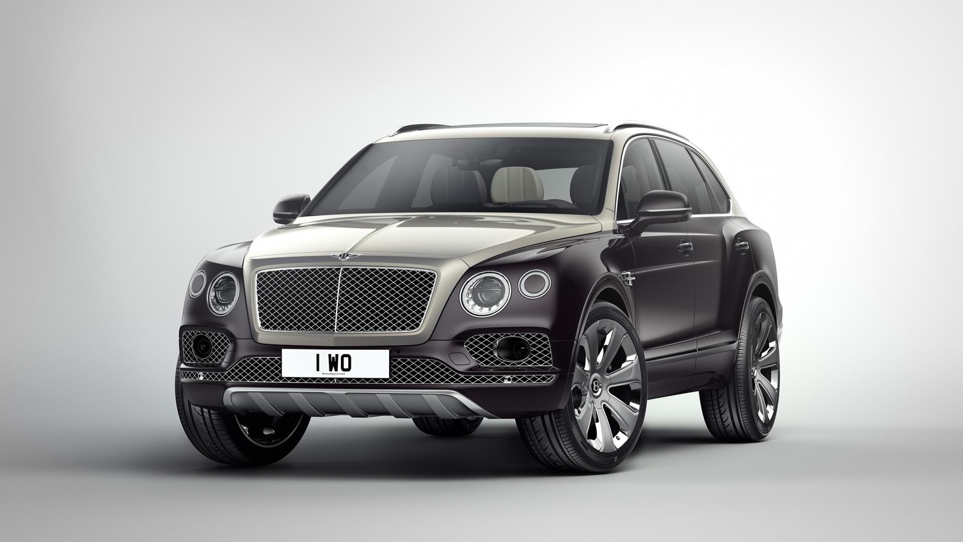 The Lavish Bentley Bentayga Mulliner