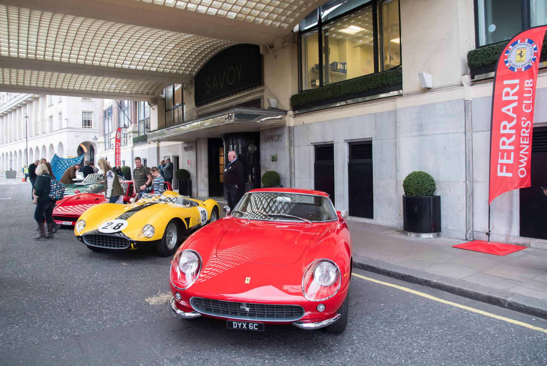Ferrari Owners  Club GB Celebrates 50th Anniversary - Oracle Finance 6e80906a81ef