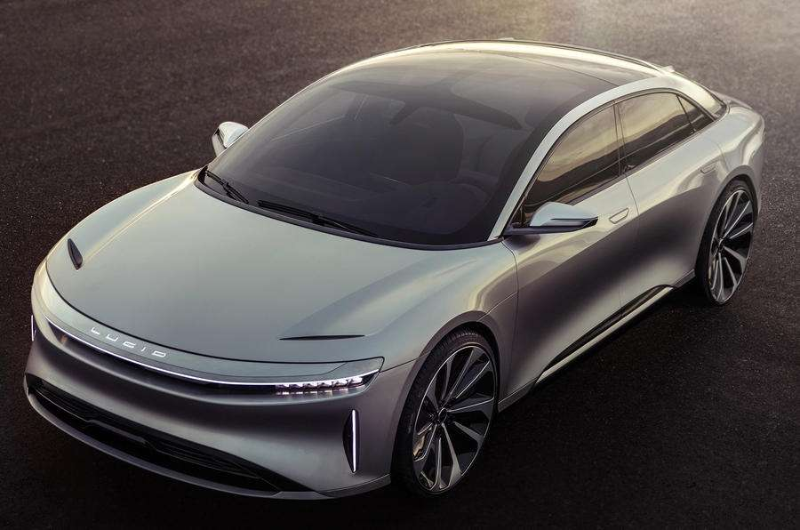 235mph Electric Lucid Air Due In 2019 Oracle Finance
