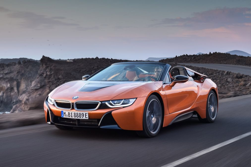 Bmw Full Form >> Long-awaited BMW i8 Roadster revealed - Oracle Finance