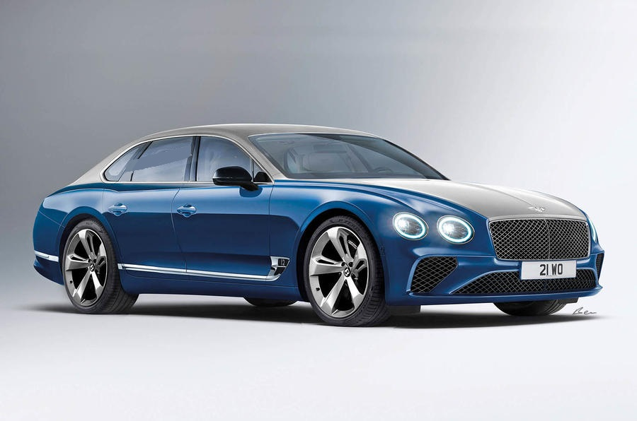 New 2019 Bentley Flying Spur - Oracle Finance