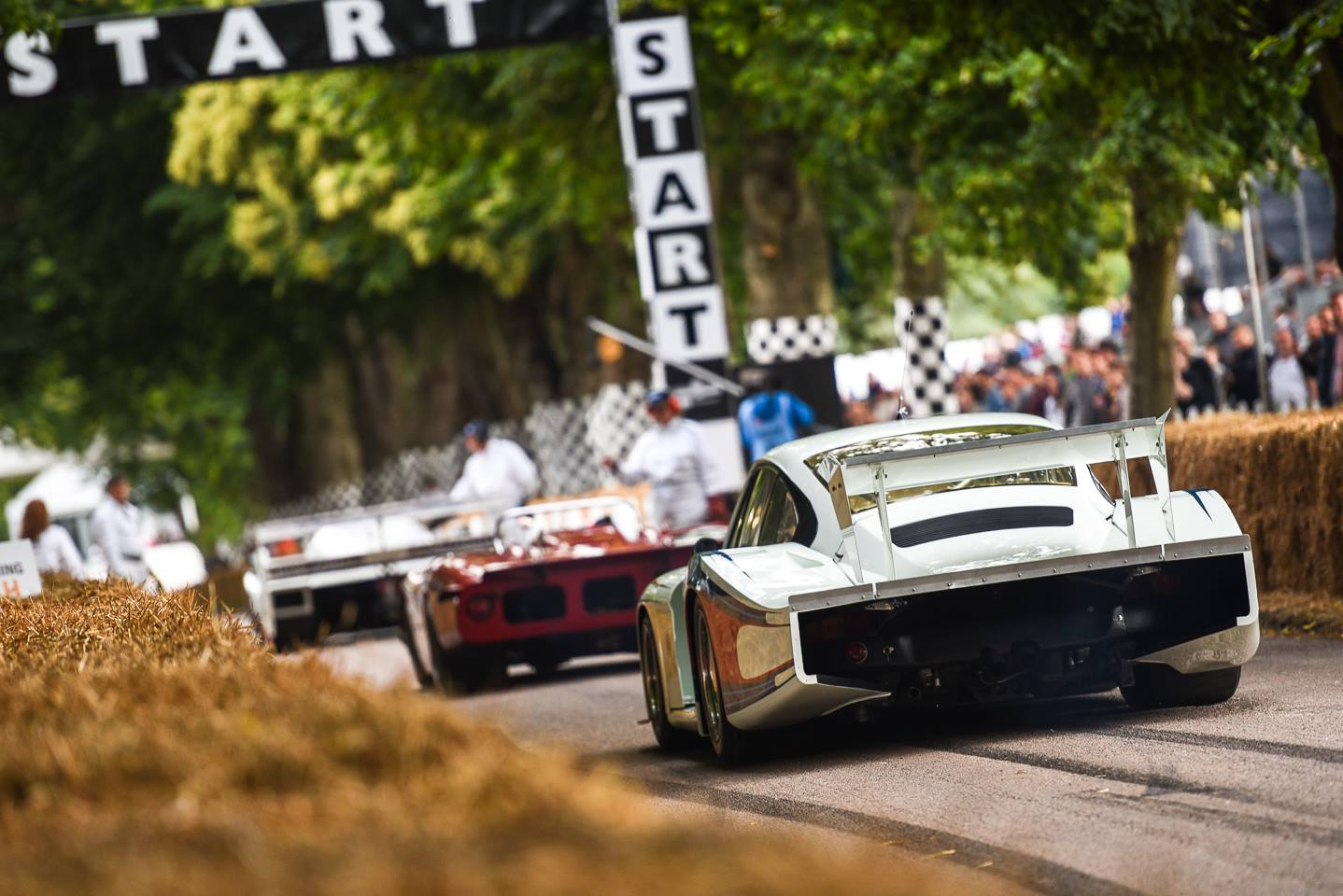 Oracle Finance set to attend the Goodwood Festival of Speed