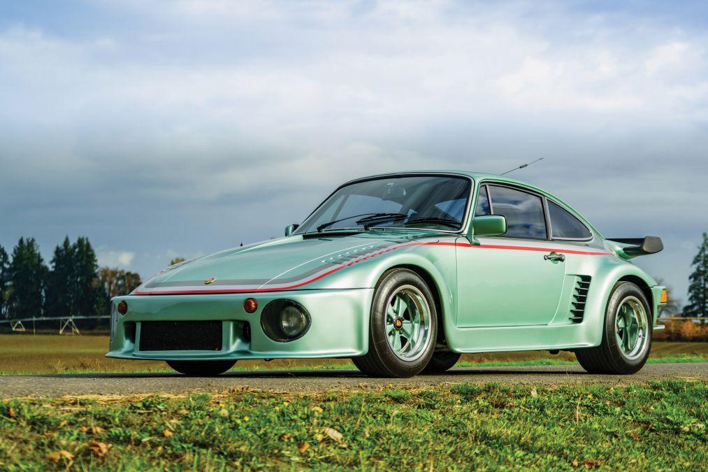 Porsche 935 Turbo by Kremer stars at RM Sothebys