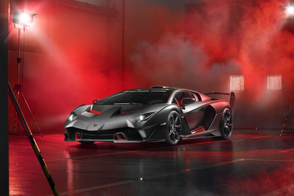 Lamborghini SC18 Alston revealed