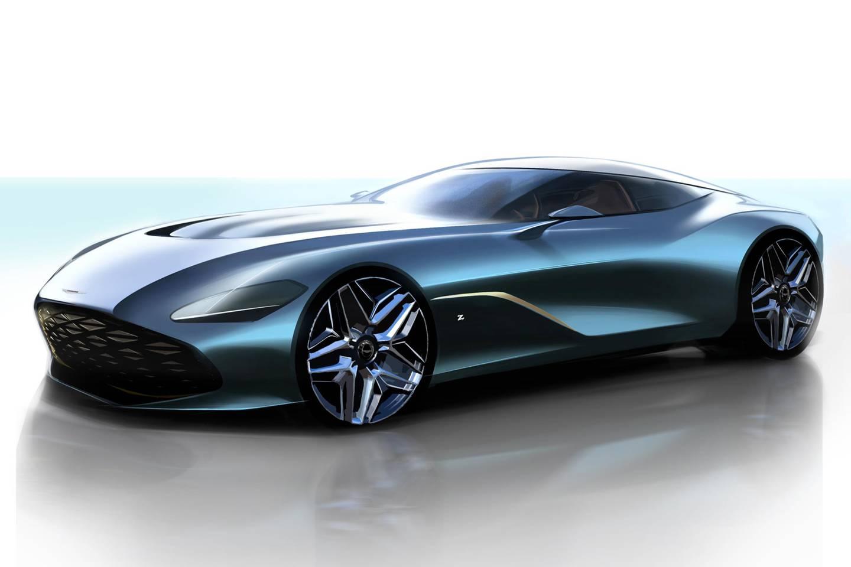 Aston Martin reveal ultra-exclusive DBS GT Zagato