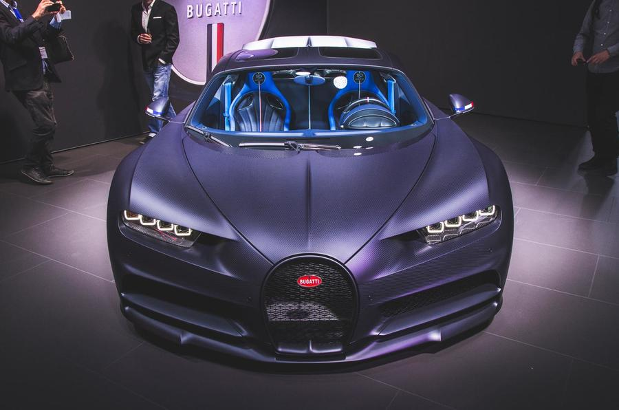 Geneva Motor Show 2019. Unveiling the dream.