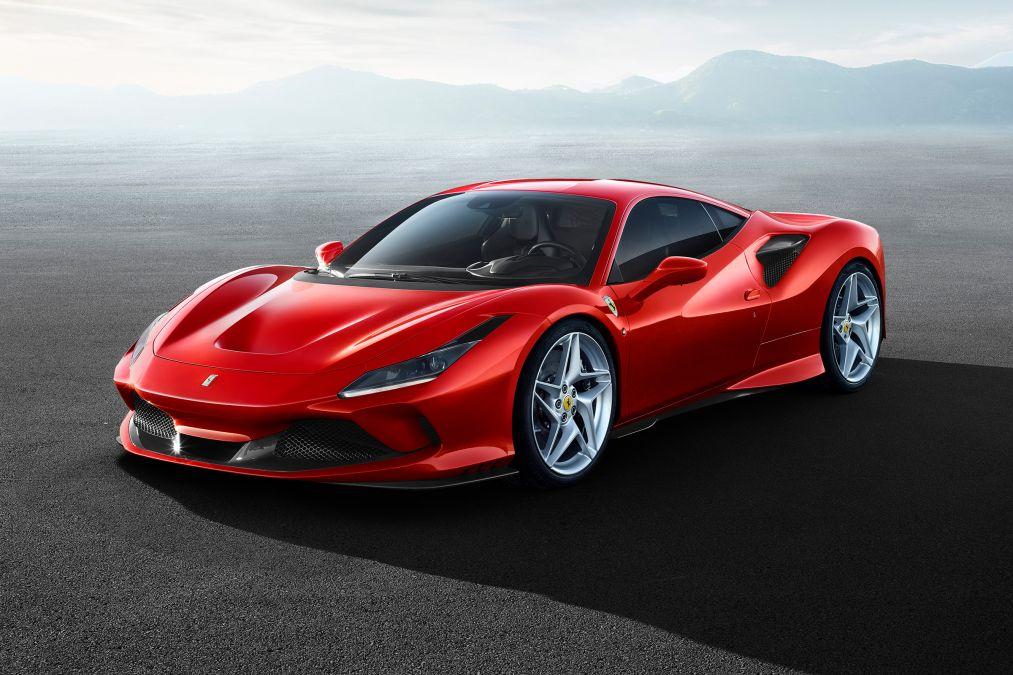 Ferrari reveal 488 GTB replacement