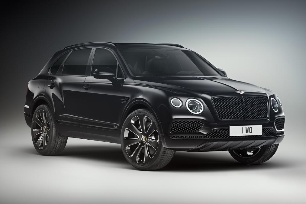 Bentley announce new Bentayga V8 Design Series