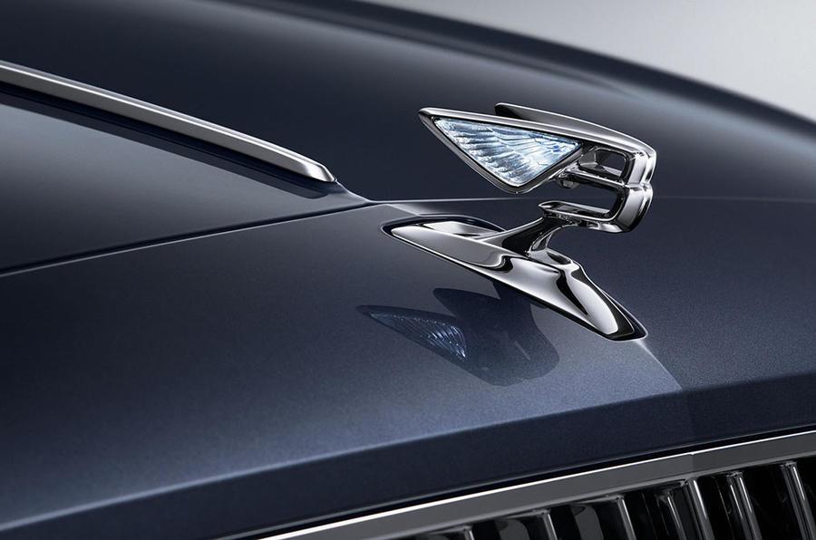 New Bentley Flying Spur Teased