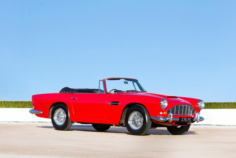 Bonhams Aston Martin auction preview