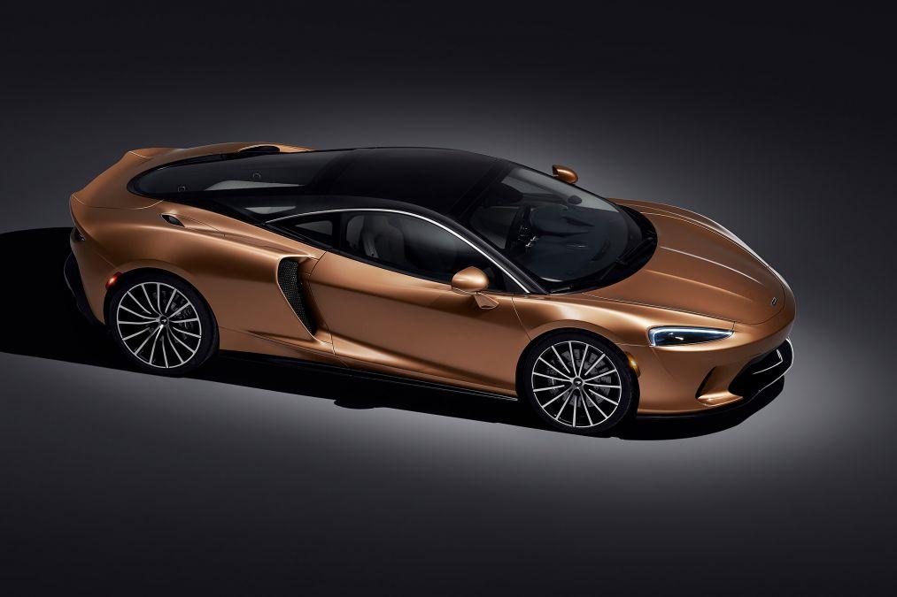 New McLaren GT revealed