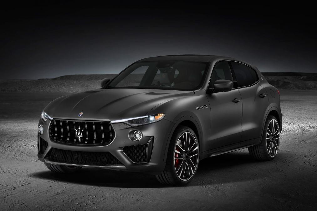 Maserati confirm two new V8 SUV's for UK