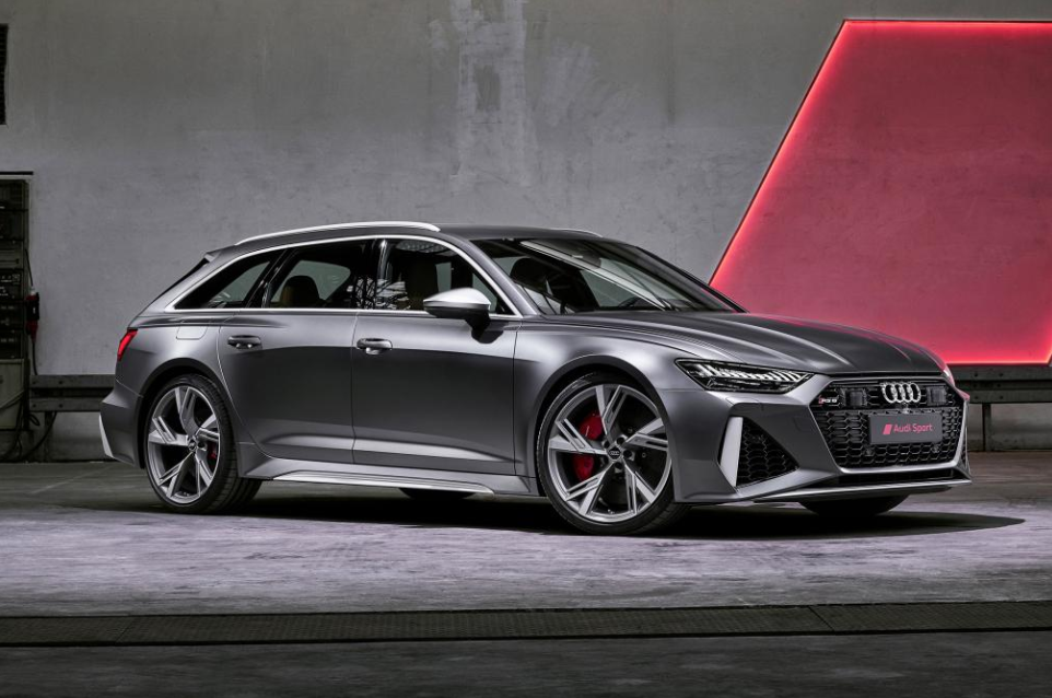 The all new family supercar – Audi RS6