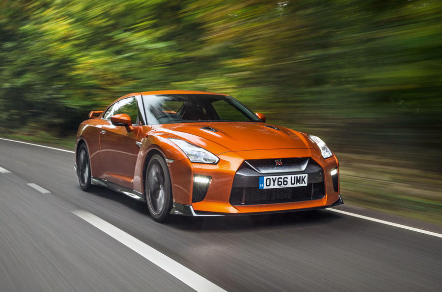 The Nissan GT-R. Supercar or Godzilla?