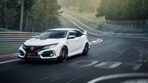 The most fun car - Oracle Car Finance Honda Civic Type R