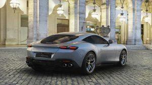 Ferrari Roma car news